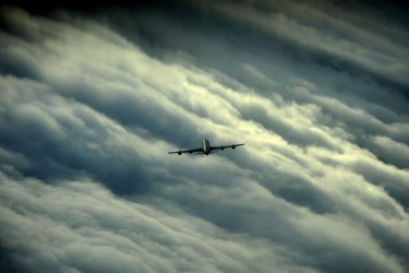 The fear of flying - Air turbulence